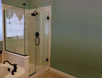 Mira Mesa Glass Shower Enclosures
