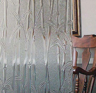 Decorative Beveled Glass