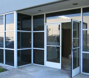 San Diego Bifold Glass Doors