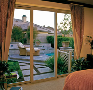 Sliding Glass Door Drapes