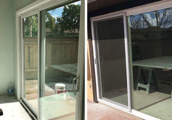... Retrofit Patio Door In Santee, CA