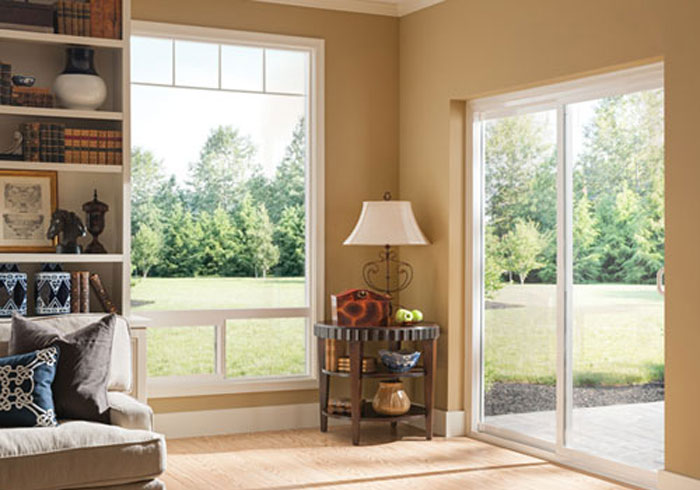 Exterior Sliding Glass Door