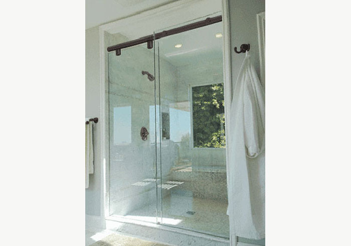 San Diego Bath Glass Door