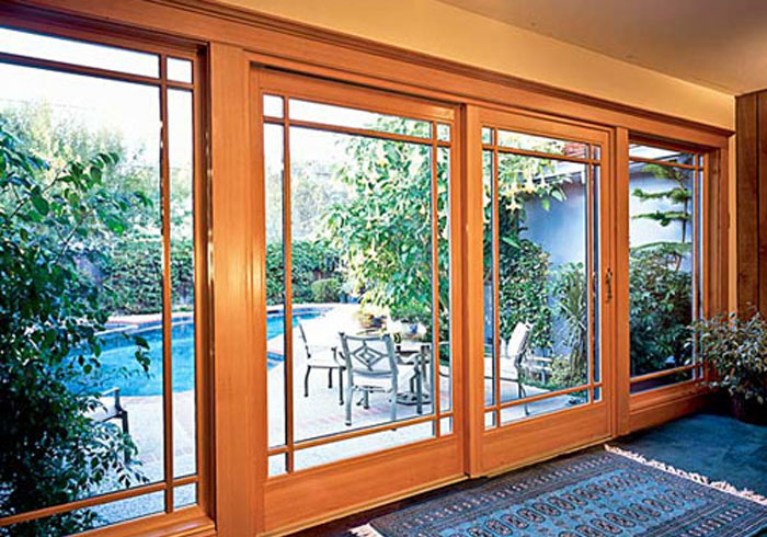 Essence Fibergl Sliding Doors Oceanside
