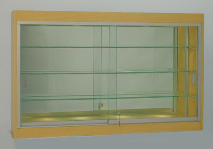 Bathroom Custom Glass Shelves