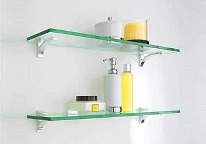 Glass Shelving Brackets