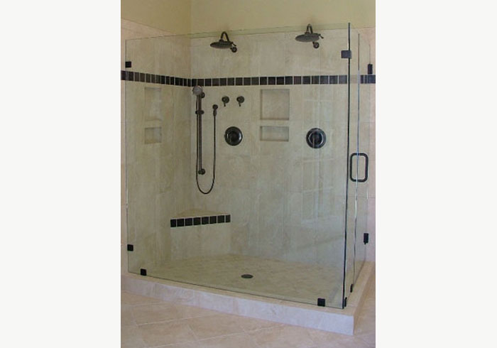 Charmant ... Interior Shower Door Enclosures Glass