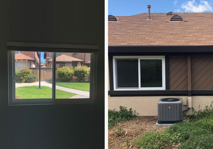 Milgard Vinyl Windows in Santee, CA