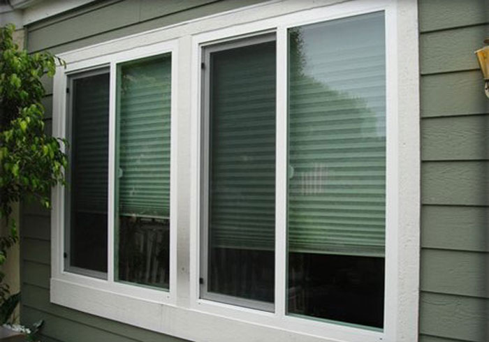 Residential Outdoor Glass Window