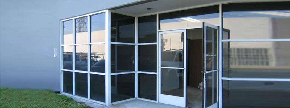 Glass Block Windows & Doors