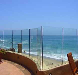Residential Outdoor Glass