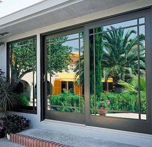 San Diego Front Glass Doors